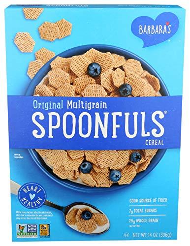 Barbara's Bakery Multigrain Spoonfuls Cereal, Original, 14 Ounce