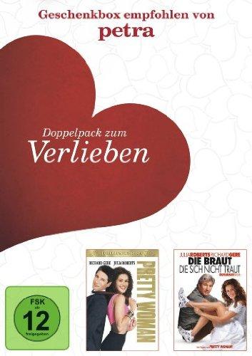 Petra Geschenkbox: Pretty Woman / Die Braut, die sich nicht traut [2 DVDs]