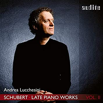 Schubert: Late Piano Works, Vol. 2 (Andrea Lucchesini plays Schubert's Piano Sonata No. 21, D. 960 & 3 Piano Pieces, D. 946)