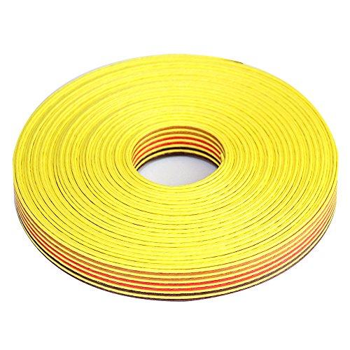 手芸用 エコ クラフトテープ とうもろこし畑 10m巻 幅15mm 12芯 紙 バンド テープ 日本製