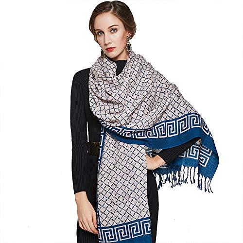 Ztweijin mode sjaals en sjaals sjaal winter vrouwen luxe merk sjaal wrap Cape Bandana gezicht Shield