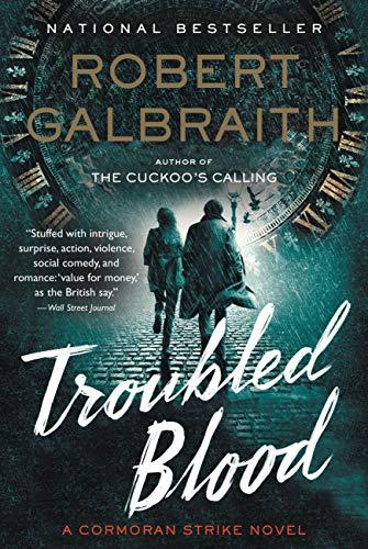 Troubled Blood (A Cormoran Strike Novel Book 5) (English Edition)
