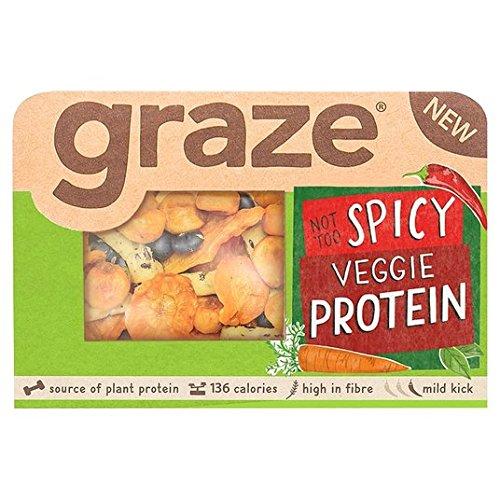 Graze Spicy Veggie Protein 32g