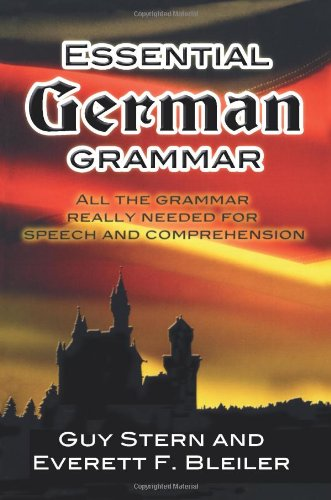 Essential German Grammar (Dover Language Guides Essential Grammar)