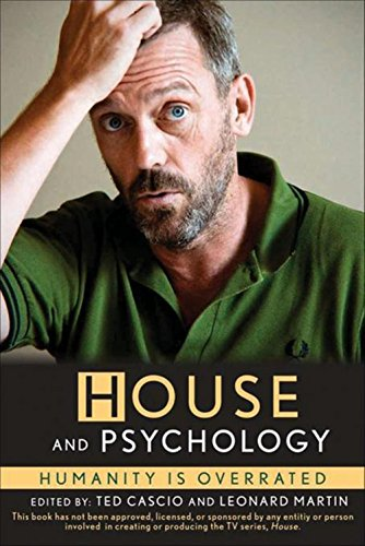 Image of House and Psychology: Humanity Is Overrated