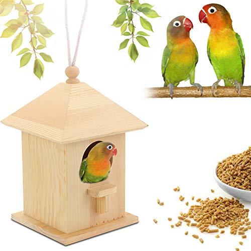 Openg Bird Feeder Bird Feeders For Small Birds Niger Seed Bird Feeder Bird Feed Storage Garden Bird Feeder Robin Bird Feeder