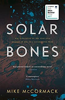 Solar Bones by [Mike McCormack]