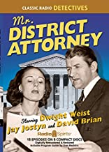 Best mr district attorney old time radio Reviews