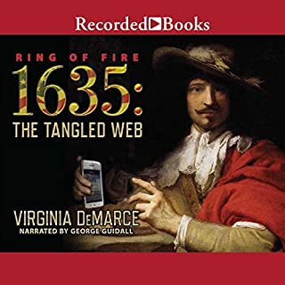 1635     The Tangled Web              Written by:                                                                                                                                 Virginia DeMarce                               Narrated by:                                                                                                                                 George Guidall                      Length: 13 hrs and 4 mins     Not rated yet     Overall 0.0