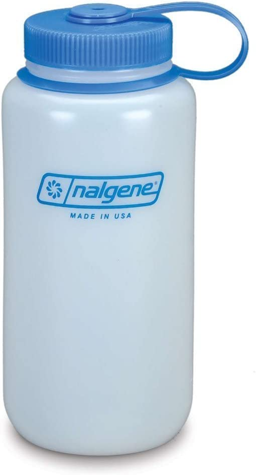 Nalgene Free shipping 32 oz Reusable Water HDPE in Bottle 40% OFF Cheap Sale Mouth Wide
