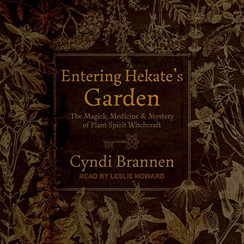Entering Hekate's Garden cover art