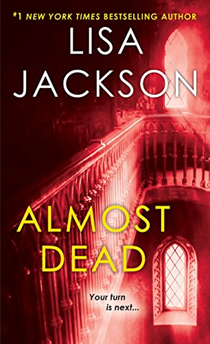 Almost Dead (The Cahills)