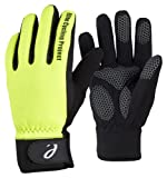 Elite Cycling Project Malmo Waterproof Winter Cycling Gloves Padded Palms Thinsulate Lined Black L