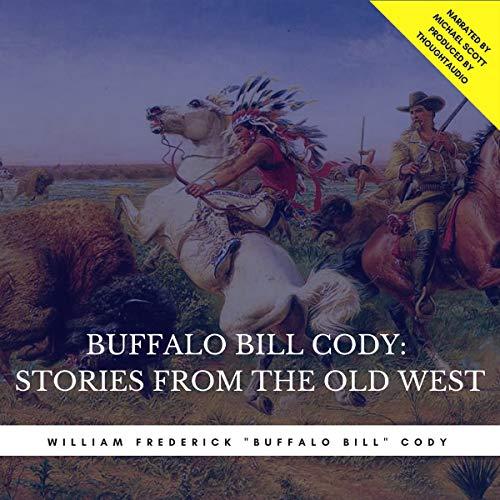 Buffalo Bill Cody audiobook cover art