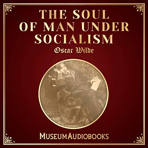 The Soul of Man Under Socialism cover art