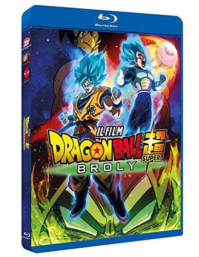 Dragon Ball Super: Broly - Il Film (Blu-Ray) ( Blu Ray)