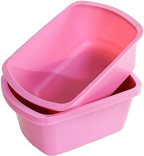 Essential Medical Supply 7 Quart Rectangular Wash Basin