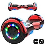 MARKBOARD Overboard Gyropode Bluetooth 6.5 Pouces, Hover Scooter Board Auto-équilibrage,...