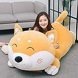 suxiaopei Gongzi Shiba Inu Puppen Übergroße süße Plüschtier Hund Schlafkissen Puppen...