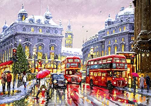 1500 Londres - Bluebird - Puzzles 1500 Piezas