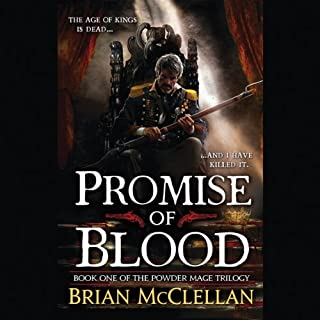 Page de couverture de Promise of Blood
