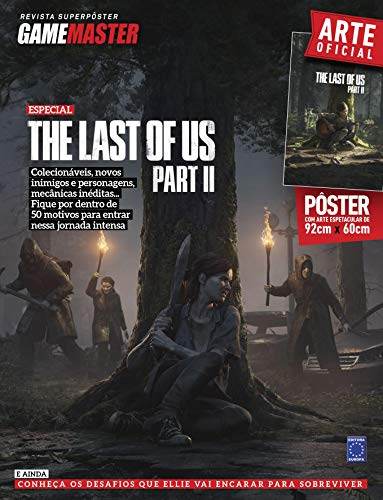 Superpôster Game Master - The Last Of Us Parte II #2