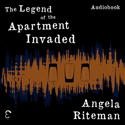 The Legend of the Apartment Invaded audiobook cover art