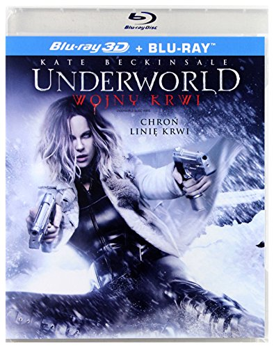 Underworld: Blood Wars [Blu-Ray]+[Blu-Ray 3D] [Region B] (IMPORT) (Keine deutsche Version)