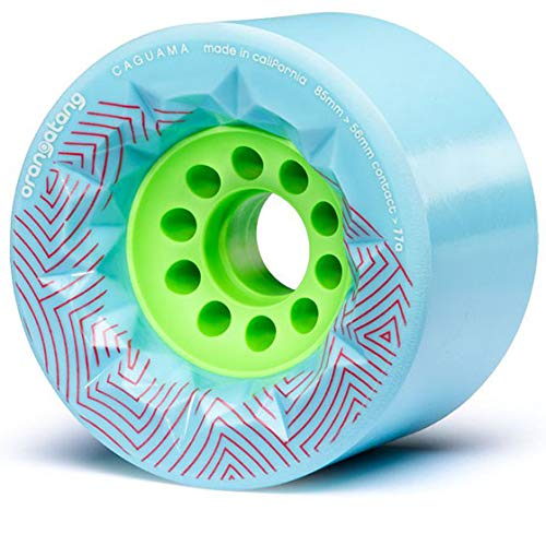 Orangatang Wheels Caguama 85mm 77A Azul