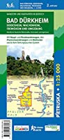 Bad Duerkheim 1 : 25 000: Wander-, Rad- und Freizeitkarte, Massstab 1:25.000, 2. Auflage