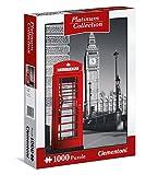 Clementoni- Puzzle Platinum London 1000 Piezas (39397)