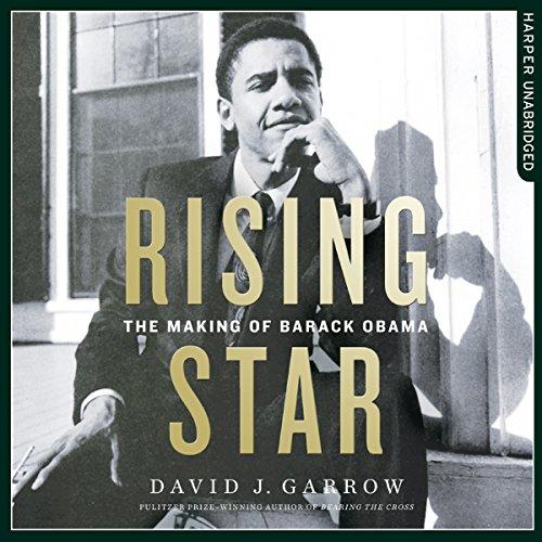 Rising Star audiobook cover art