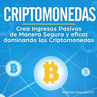 Criptomonedas [Cryptocurrencies] audiobook cover art