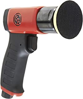 Chicago Pneumatic CP7201 Mini Polisher - Hand Tool with Two Finger Progressive Throttle – Polishers and Buffers