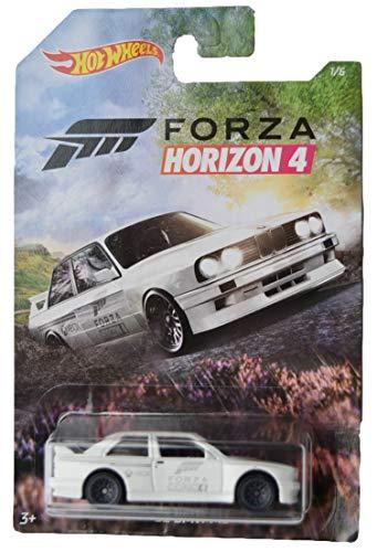 Hot Wheels '92 M3 1/6, White