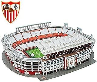 Sevilla FC Ramon Sanchez Pizjuan Stadium 3D jigsaw puzzle (kog) by kog