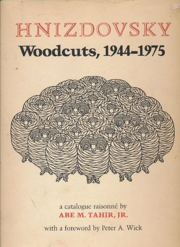 Hnizdovsky Woodcuts: A Catalogue Raissonne