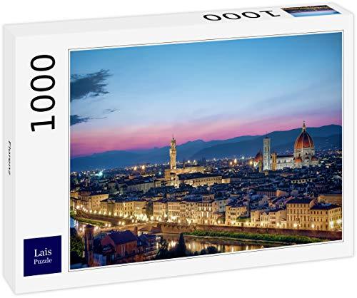 Lais Puzzle Firenze 1000 Pezzi