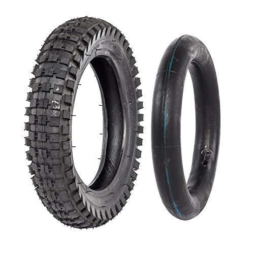 ZXTDR 12 1/2 x 2.75 (12.5 x 2.75) Tire and Inner Tube For Mini Pocket Bikes Dirt Bike Rocket Dune Buggy