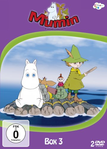 Mumin - Box 3 (2 DVDs)