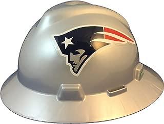 NFL V-Gard Full Brim Hard Hat, New England Patriots