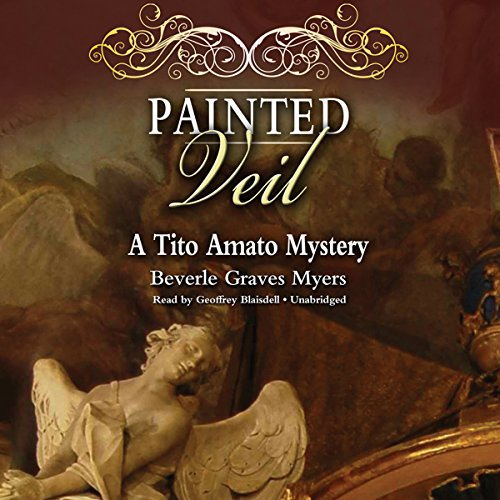 Painted Veil audiobook cover art