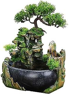 Fontaine Zen d'interieur de méditation Cascade de Bureau de décoration Usage intérieur et extérieur