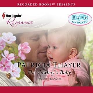 Cowboy's Baby audiobook cover art
