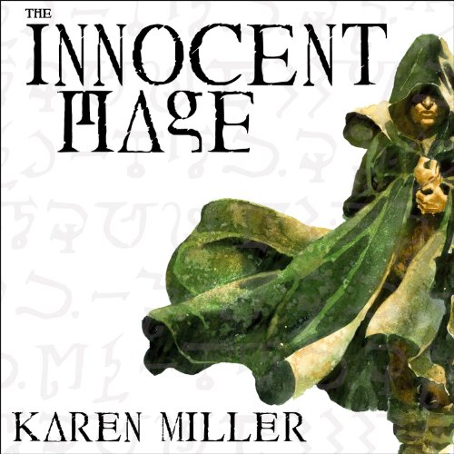 The Innocent Mage audiobook cover art
