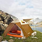 Best 2 Person Tents - ZOMAKE Lightweight Backpacking Tent, 2 Person Tents Review