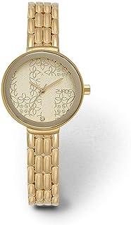 زايروس ساعة رسمية نساء انالوج بعقارب خليط معدني - ZY0022