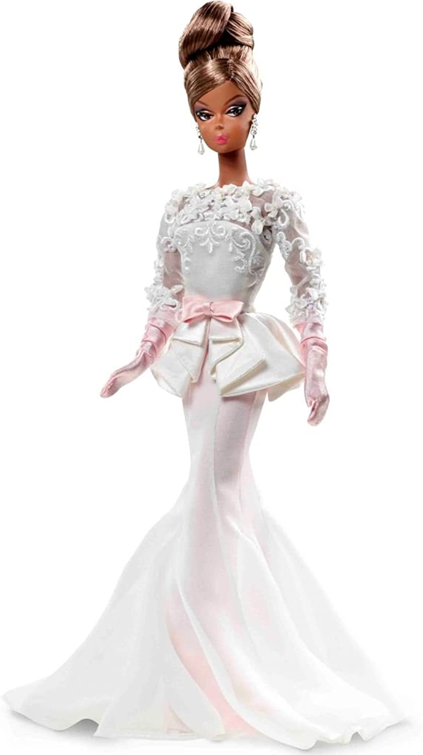 Barbie Collector Fashion Model Collection Evening Gown Doll