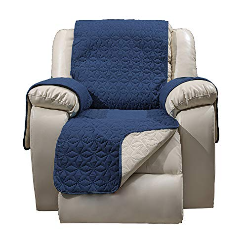 RBSC Recliner Chair Cover - Antislip Sofa Cover 100% Waterproof Couch Cover for Pets, Dogs or Cats