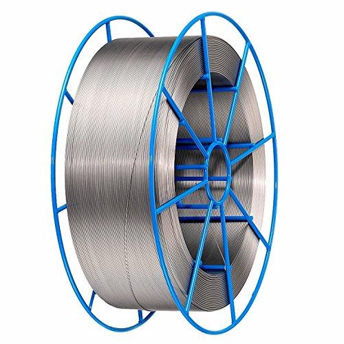 스테인레스 스틸 와이어 - 304-0.063 인치 | 1.6 MM - 2440 피트 | 800 미터 - 농업 와이어